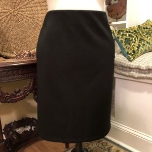Vince Camuto - NWT-2X Black Skirt